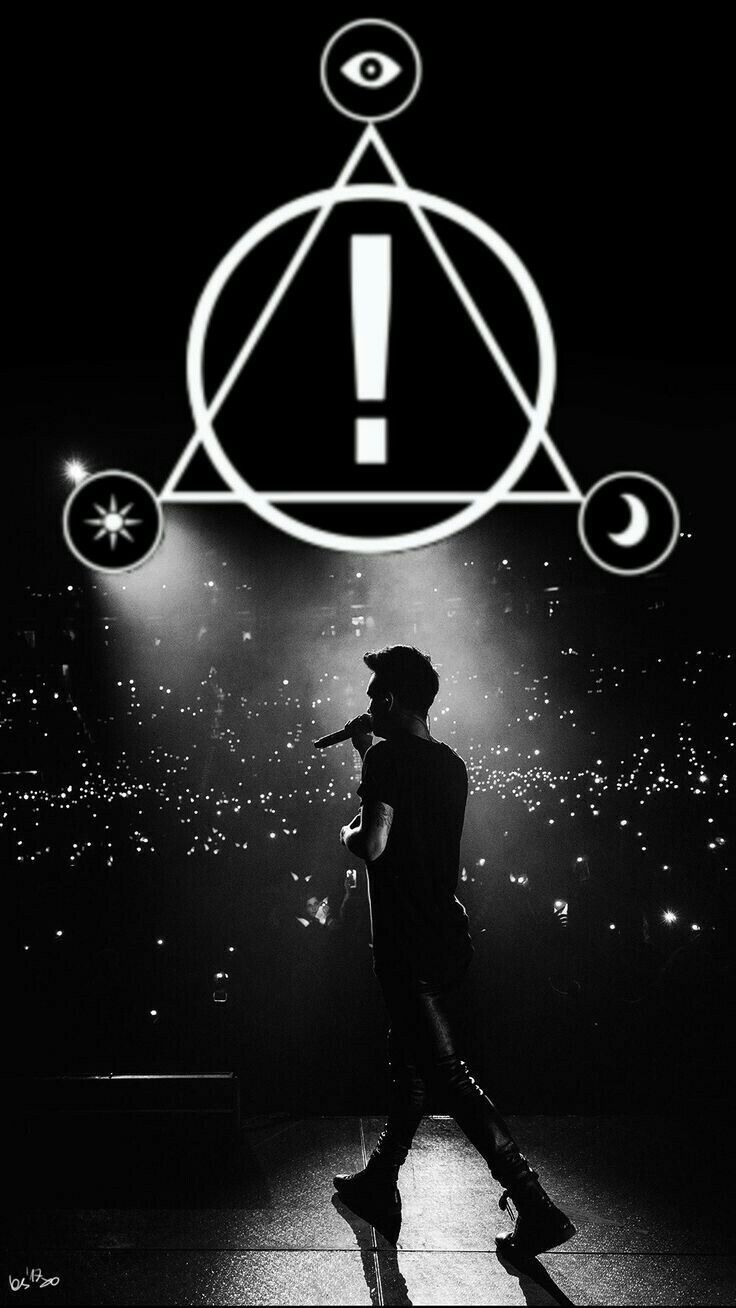 Phone Backgrounds Panic At The Disco Wallpaper Logo Free