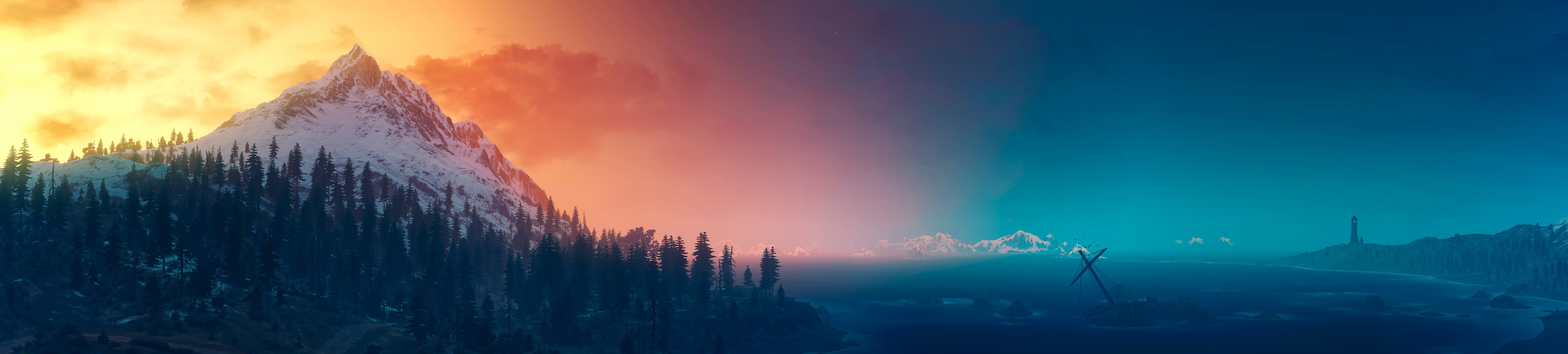 Panoramic Hd Wallpapers Posted By Ryan Johnson