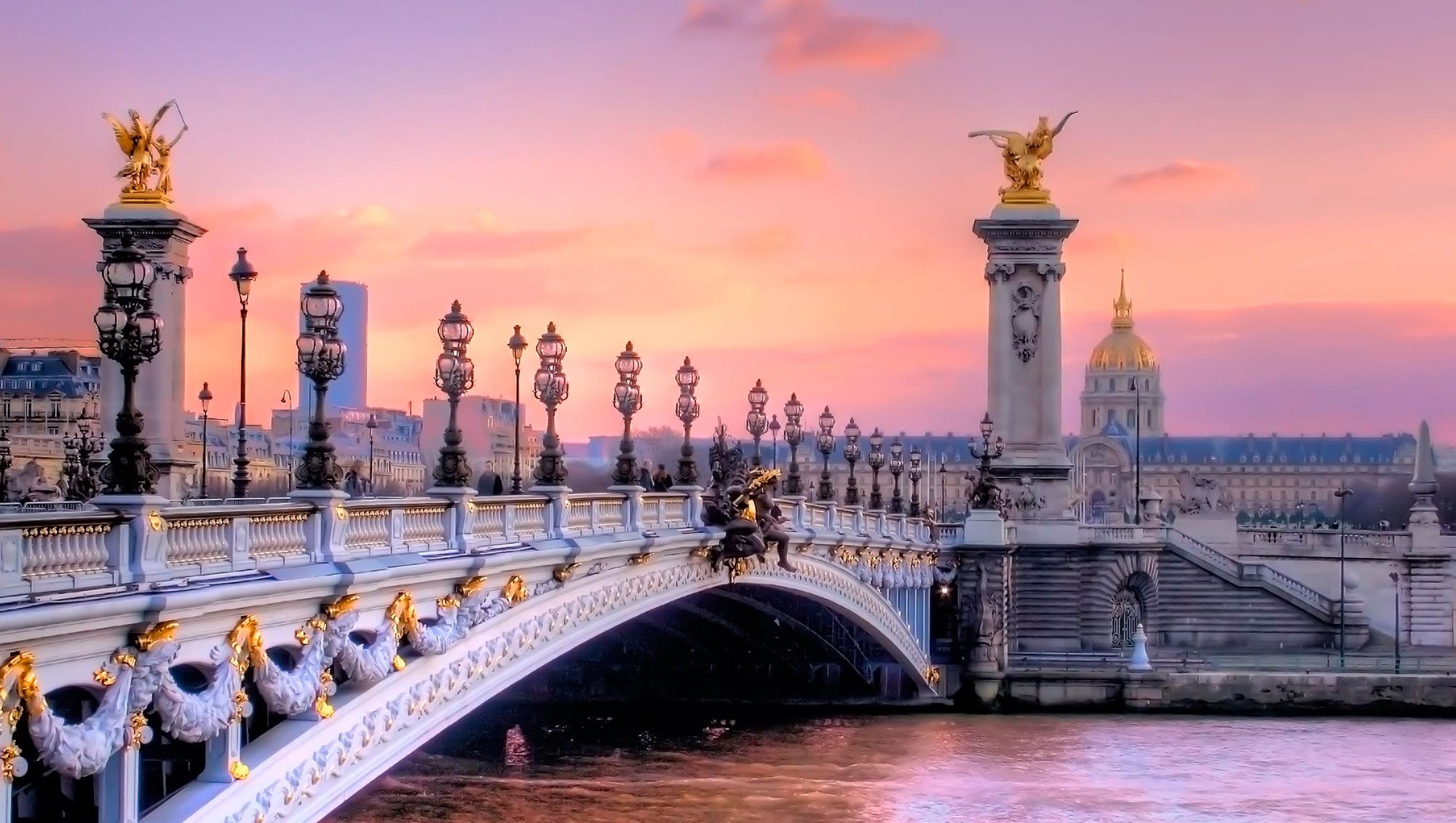 Paris Hd Wallpaper Posted By Zoey Thompson