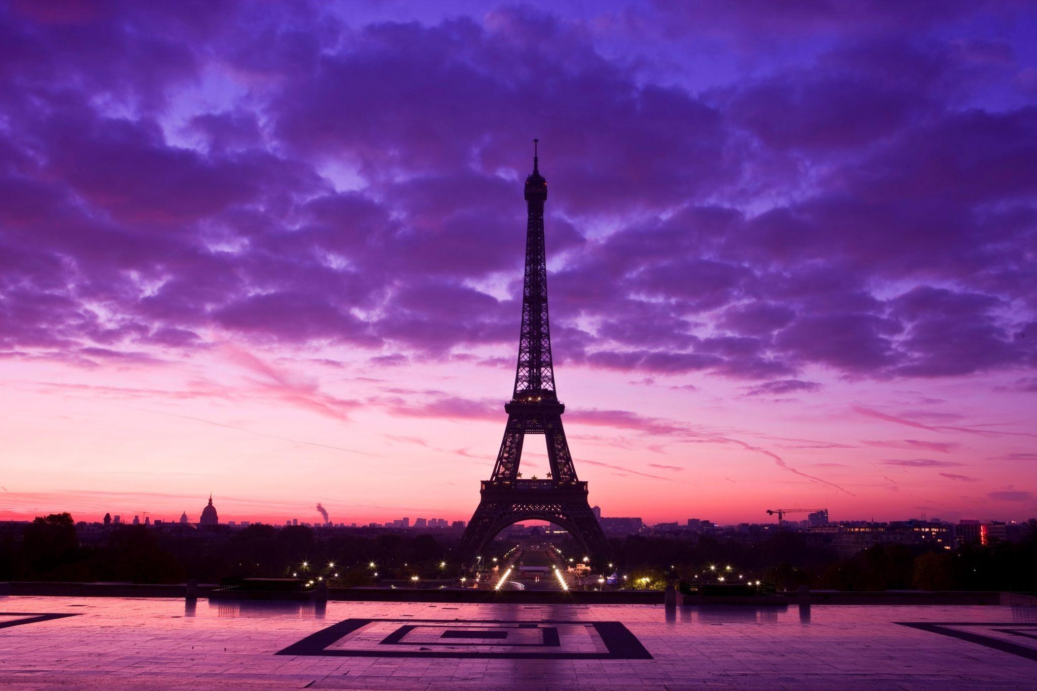 Pink Wallpaper Iphone Eiffel Tower