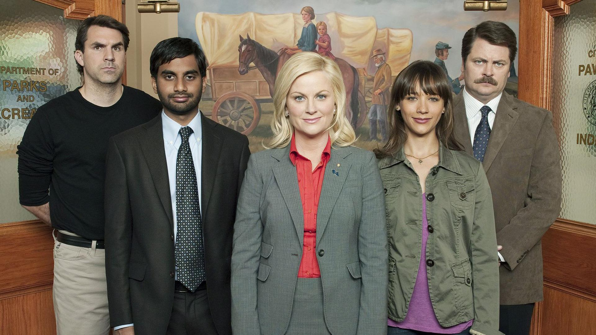 Parks And Rec Wallpapers