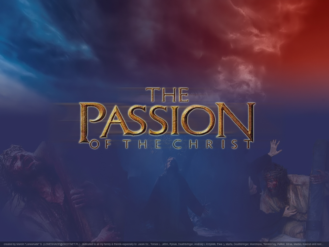 Passion Of The Christ Wallpaper