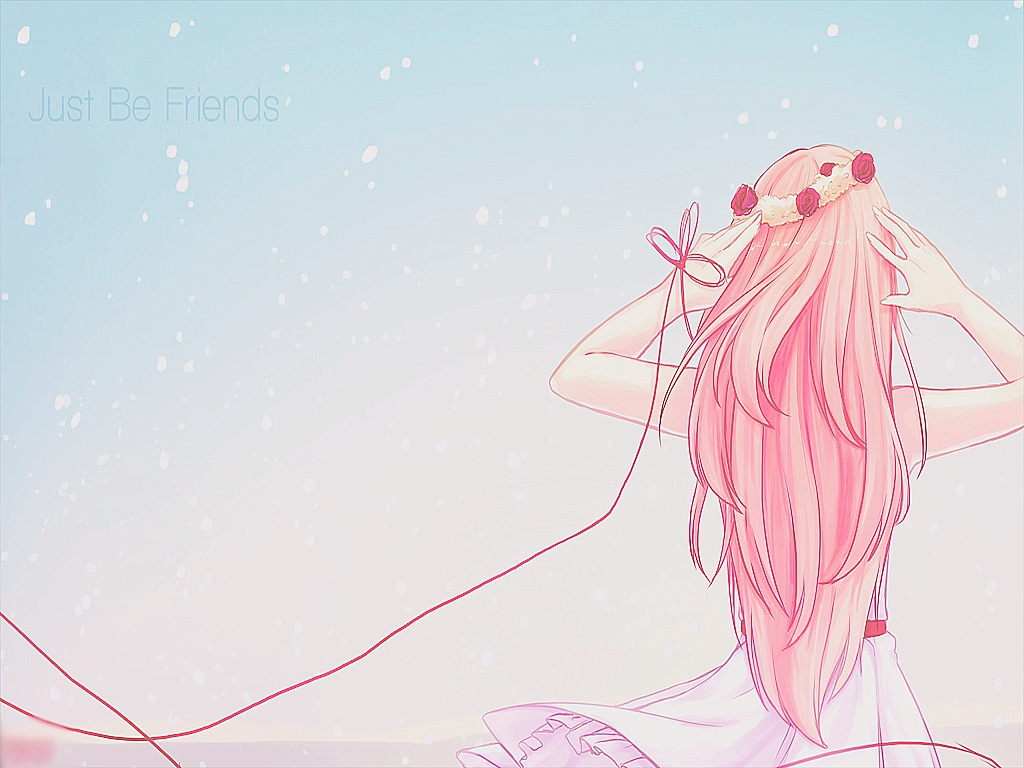 Pastel Anime Girl Wallpaper Posted By Michelle Simpson