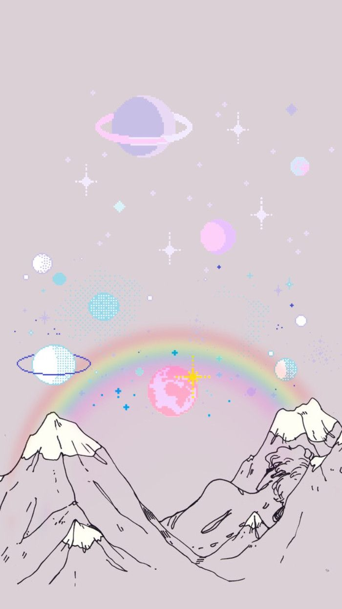 Pastel Goth Iphone Background Posted By John Johnson