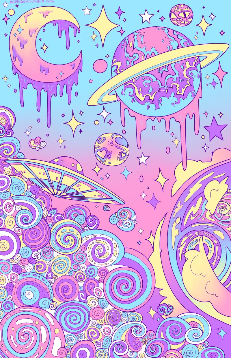 Pastel Pokemon Wallpaper Posted By Sarah Mercado