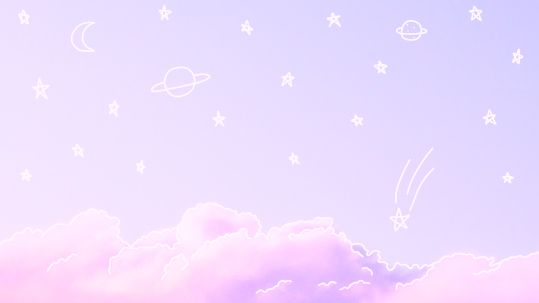 Beautiful Pastel Aesthetic Wallpaper Purple wallpaper