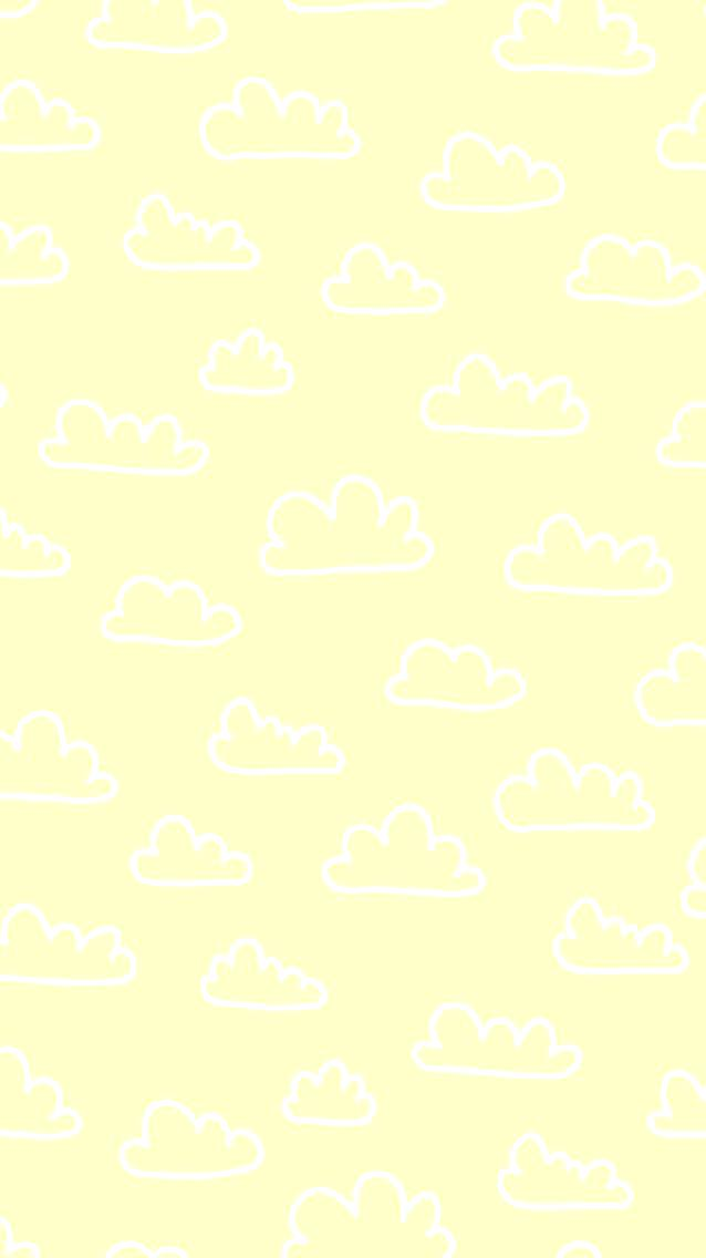 Pastel Yellow Aesthetic Wallpaper Posted By Christopher Cunningham