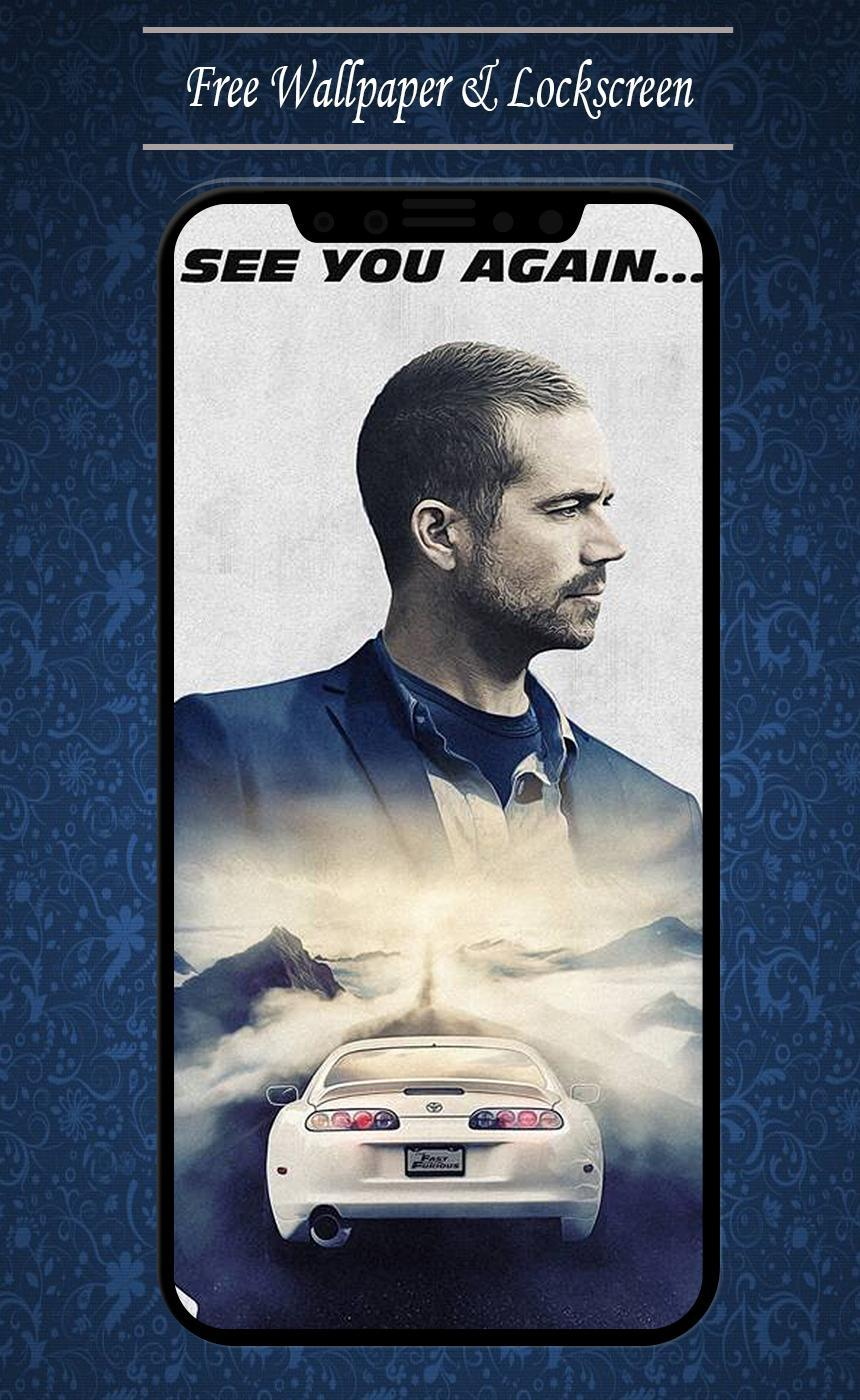 Paul Walker Wallpaper Iphone Posted By Zoey Sellers