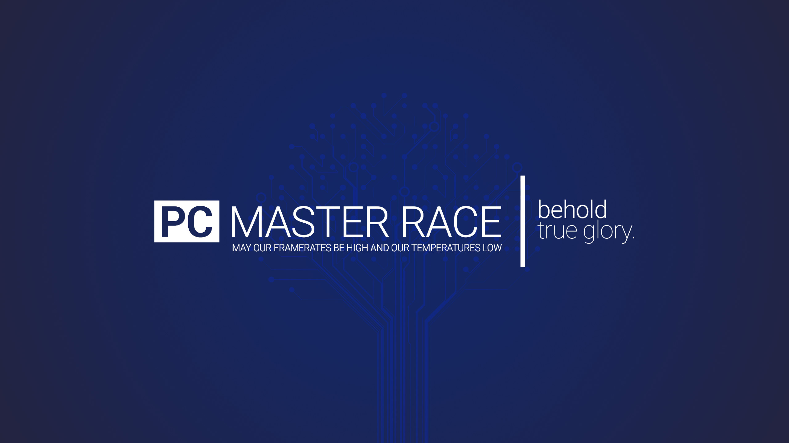 Pc Master Race 4k Wallpaper Posted By Christopher Thompson