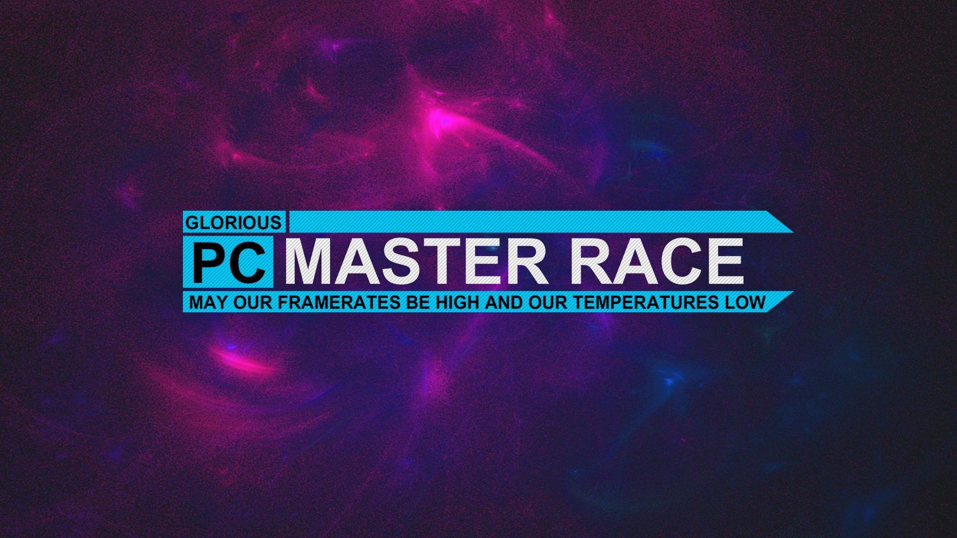 Pc Master Race 4k Wallpaper Posted By Ryan Sellers