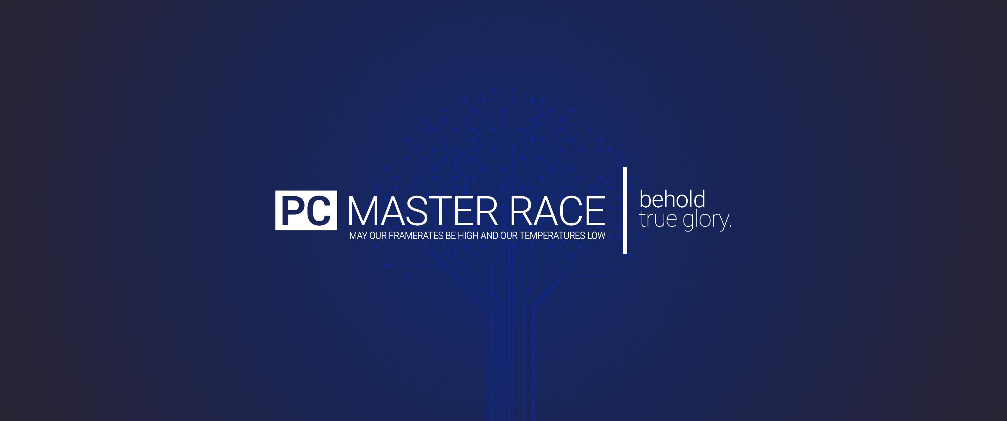 Pc Master Race Wallpaper 1080p