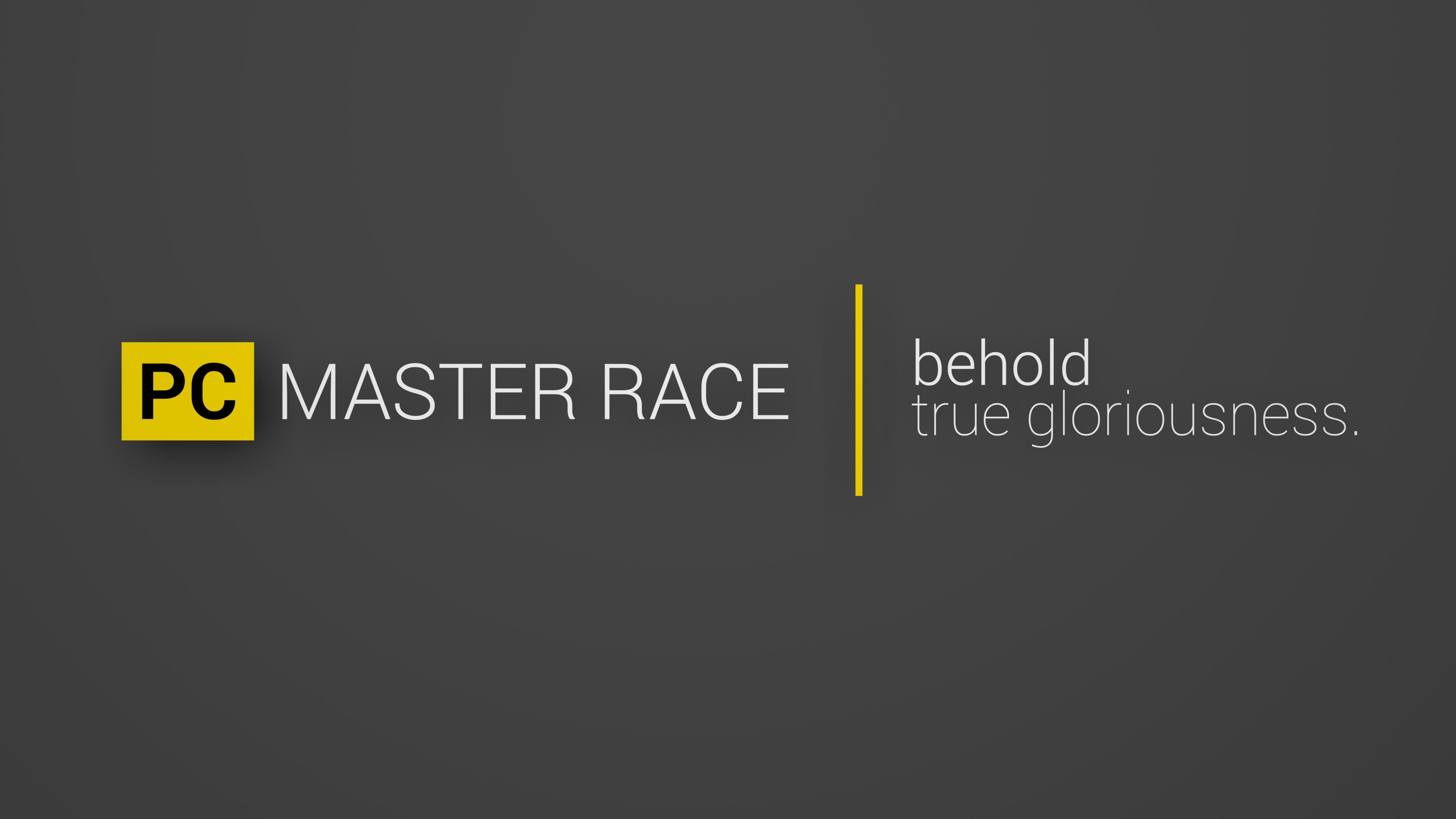 Pc Master Race Wallpaper 1440p