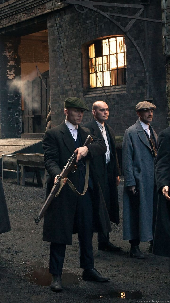 Peaky Blinders Wallpapers Posted By Samantha Sellers