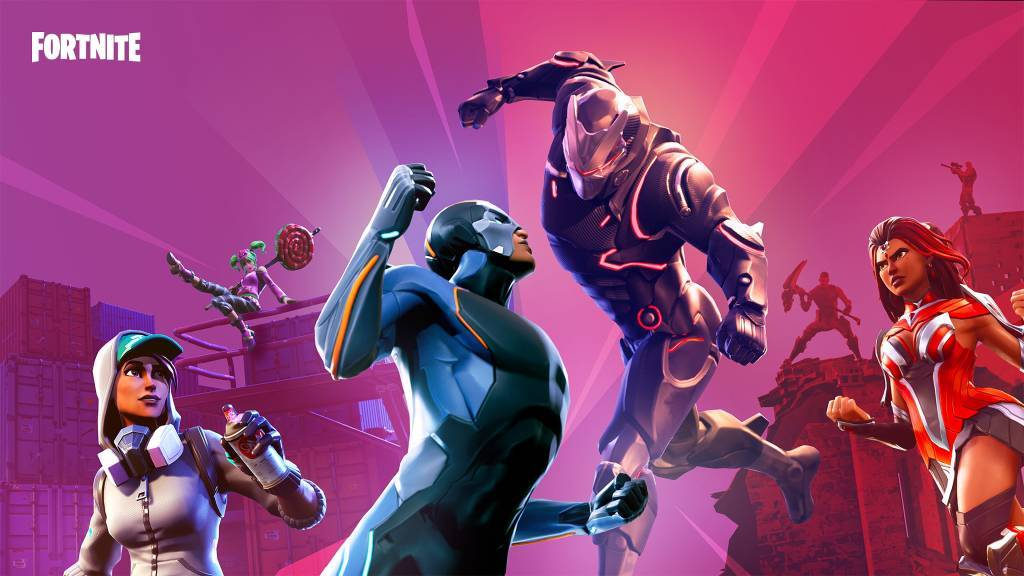 Peekaboo Fortnite Wallpapers Posted By Ryan Cunningham