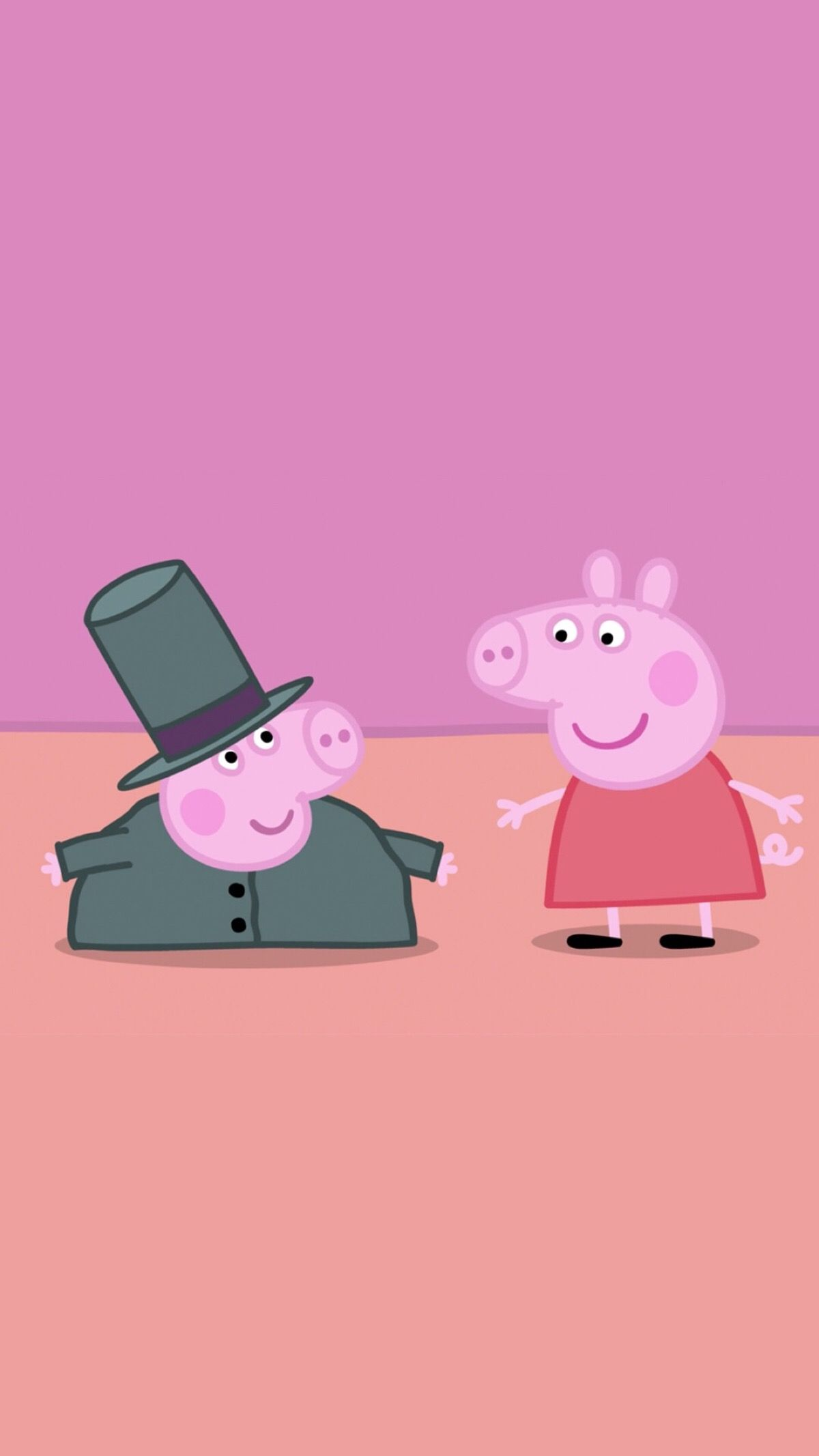 Peppa Pig Aesthetic Wallpapers Posted By John Peltier
