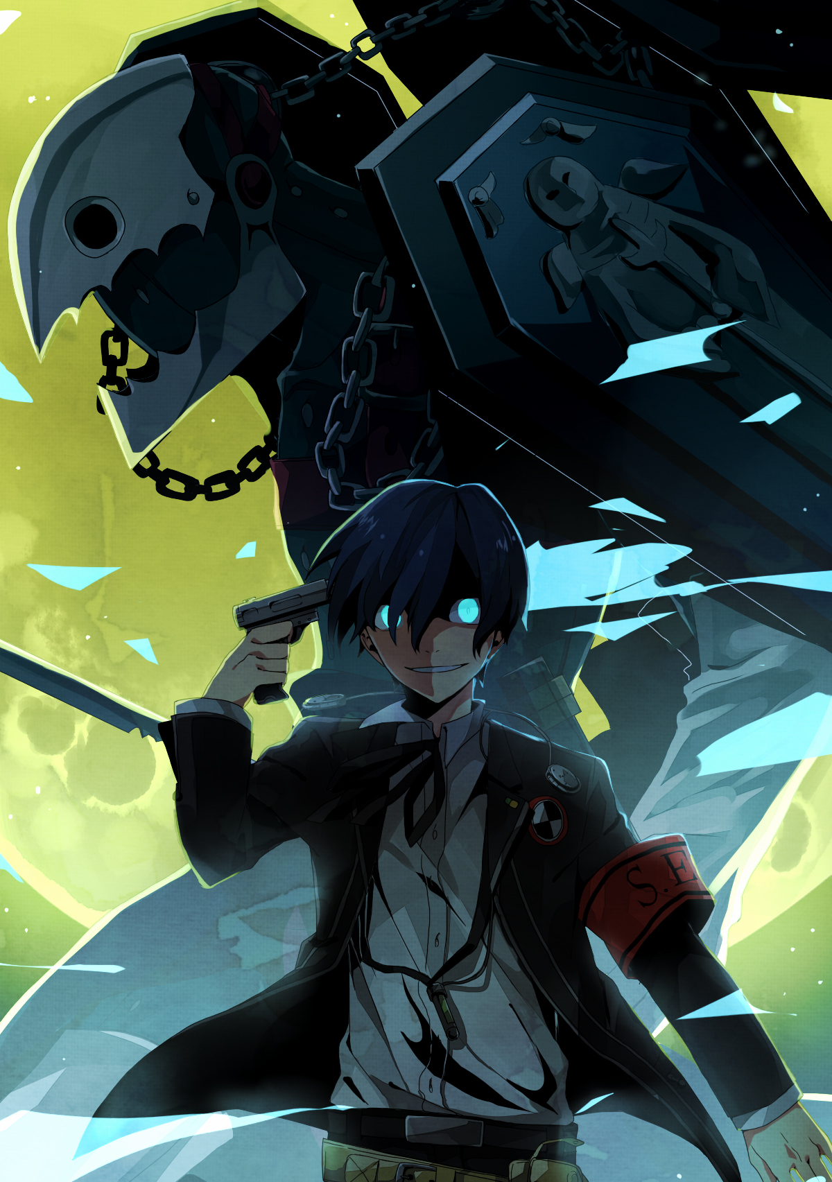 Persona 3 Phone Wallpaper Posted By Christopher Sellers
