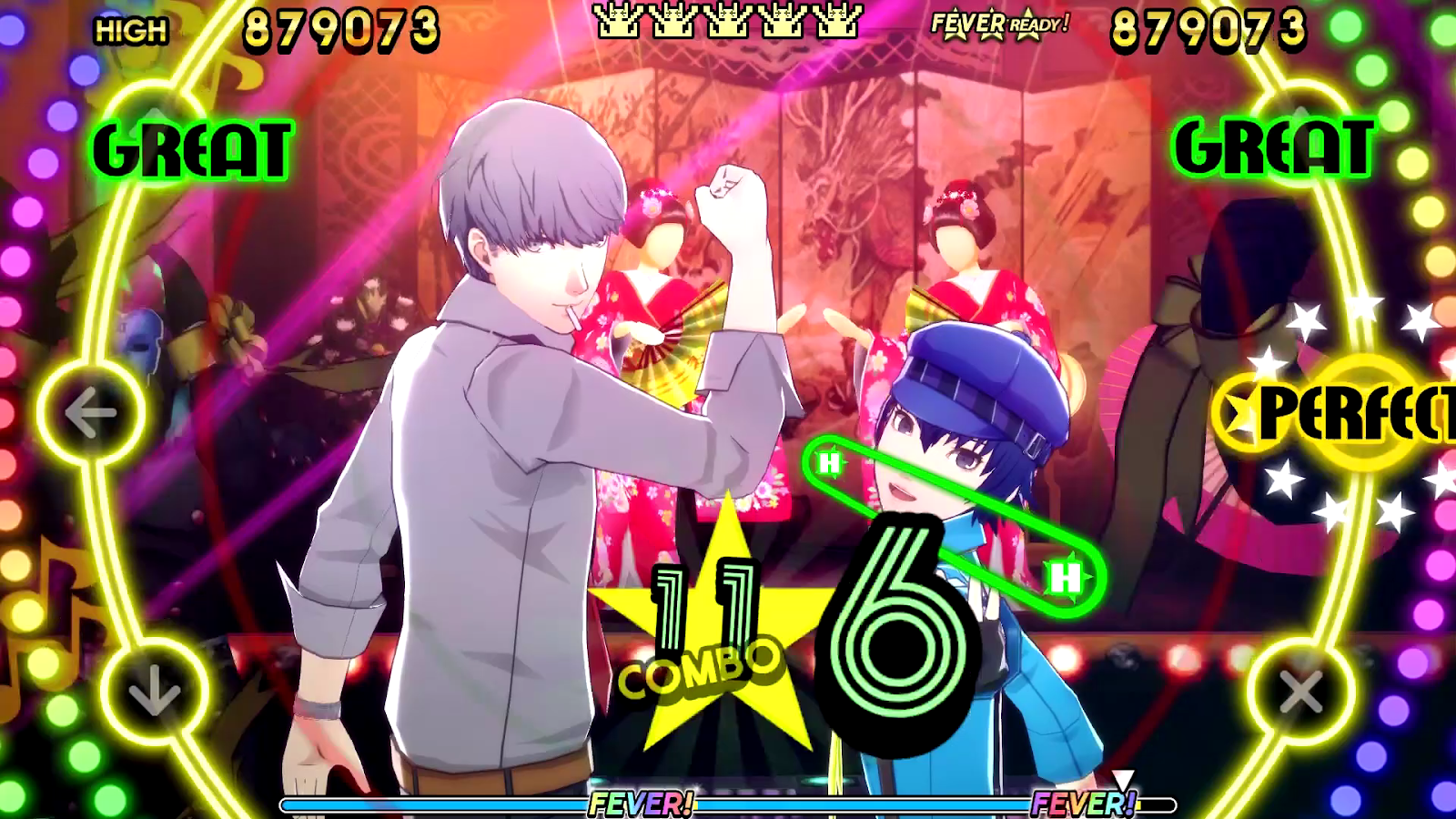 Persona 4 Dancing All Night Wallpaper