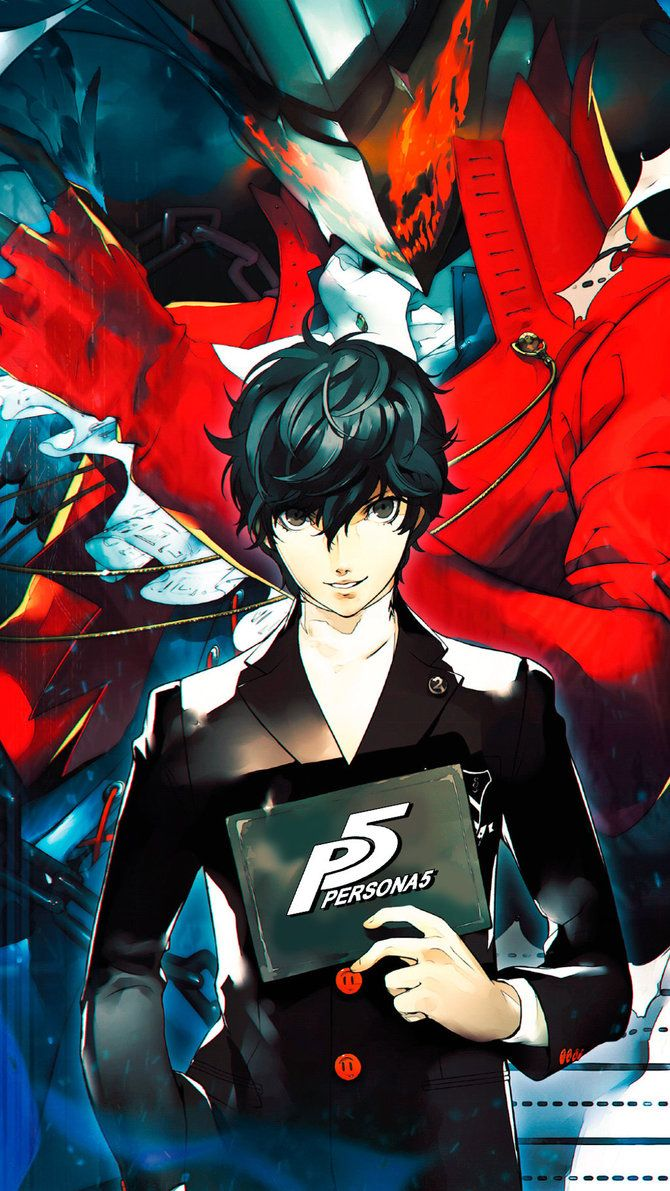 Persona 5 Live Wallpaper Pc Posted By Michelle Sellers