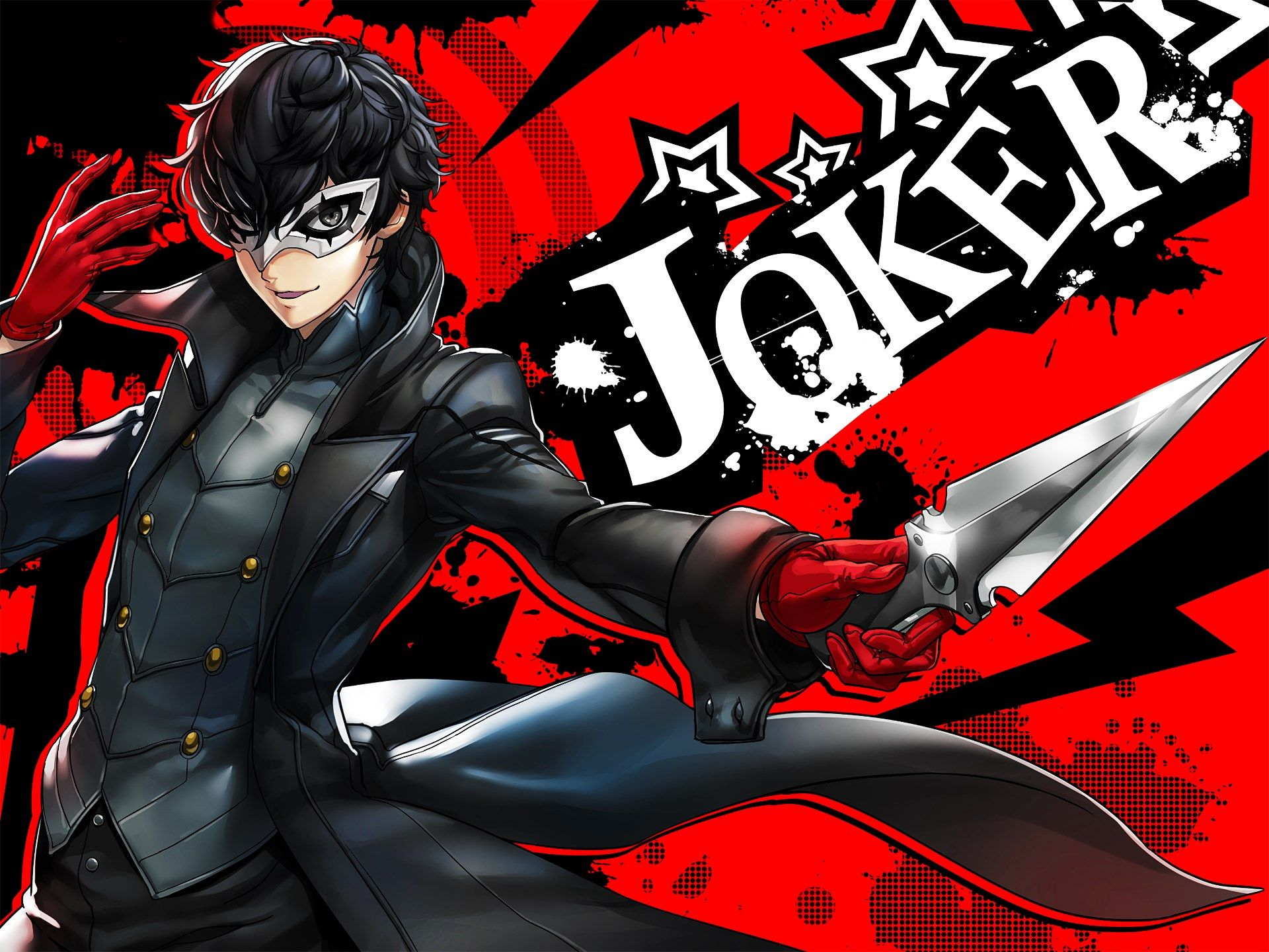 Persona 5 Wallpaper 1440p Posted By Christopher Anderson