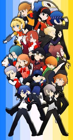Persona Q Phone Wallpaper Posted By Sarah Johnson