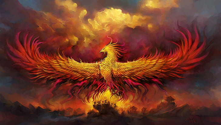 Phoenix Bird Images Free Download Posted By Zoey Sellers