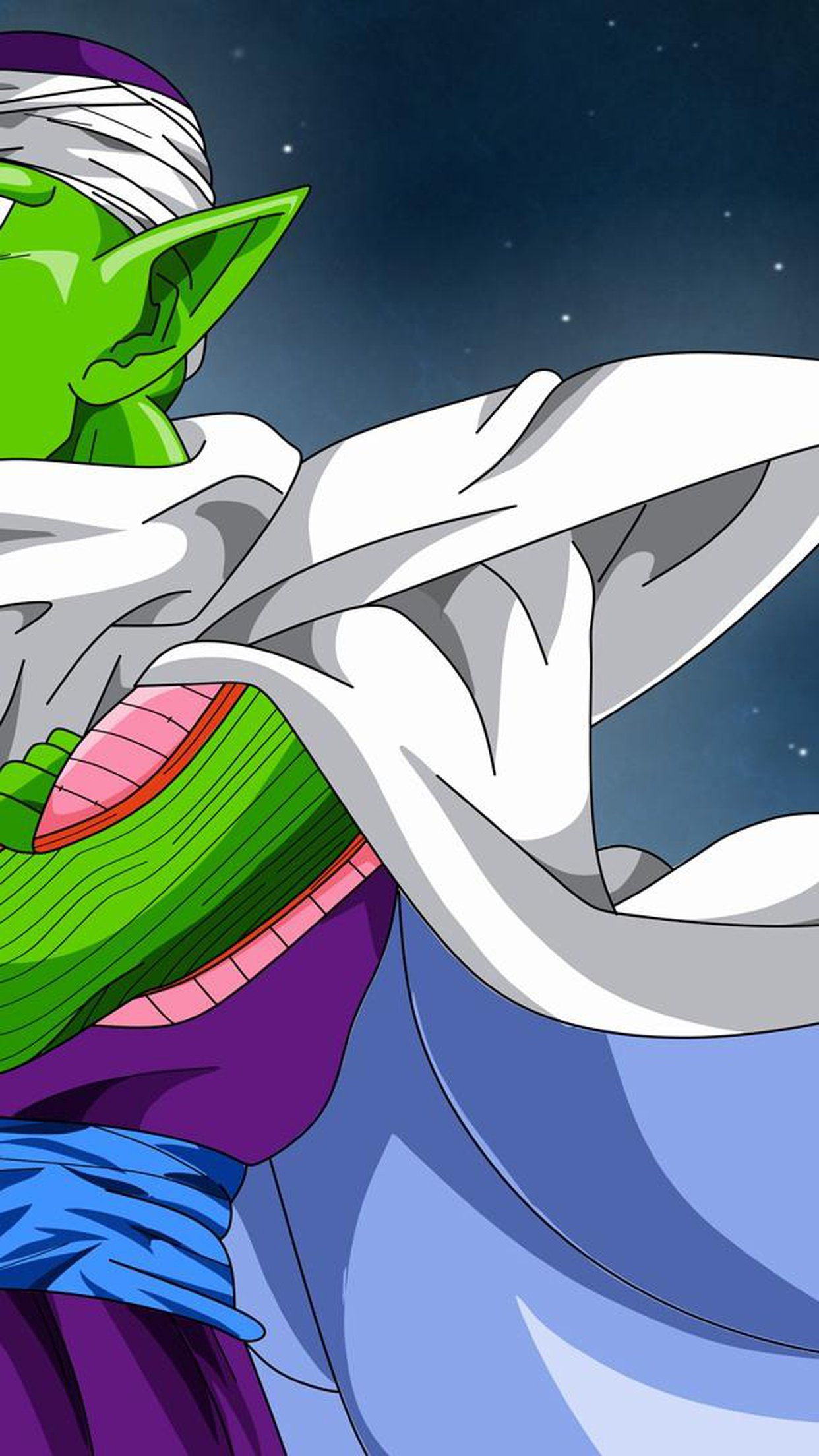 Piccolo Wallpaper Hd Posted By Zoey Thompson