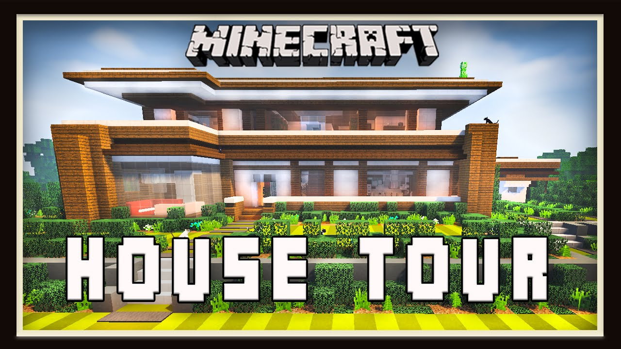 Pics Of Minecraft Houses Posted By Ryan Anderson