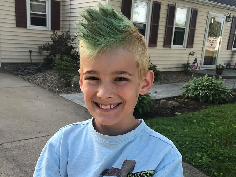 Pictures Of Boys Hair Posted By Zoey Sellers
