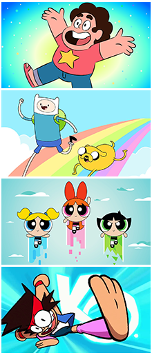 Pictures Of Cartoon Network Characters Posted By Michelle Simpson
