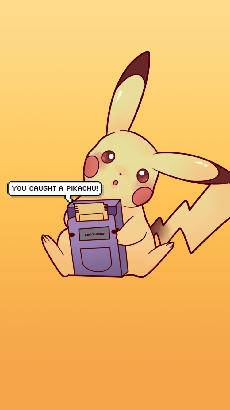 Pikachu Wallpapers For Iphone Posted By Michelle Tremblay