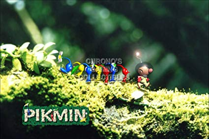 Pikmin 2 Wallpaper Posted By Ryan Simpson