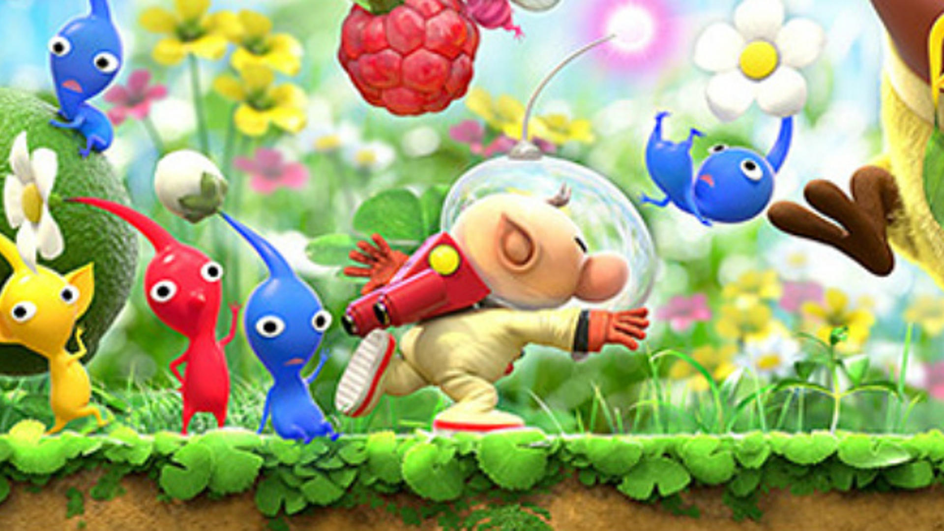 Pikmin Wallpapers Posted By John Thompson