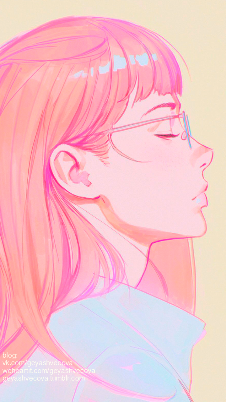 Pink Aesthetic Anime Wallpapers Posted By John Mercado