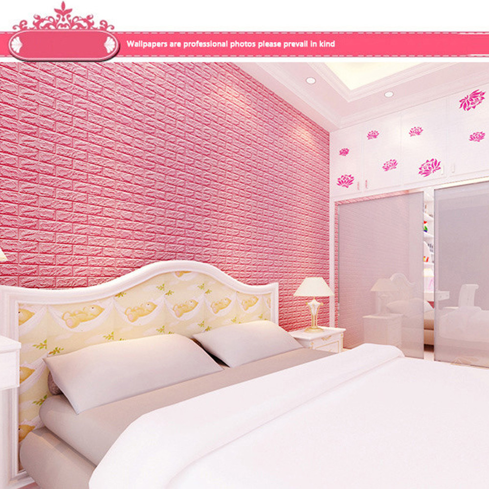 Pink Brick Wallpaper Posted By John Simpson