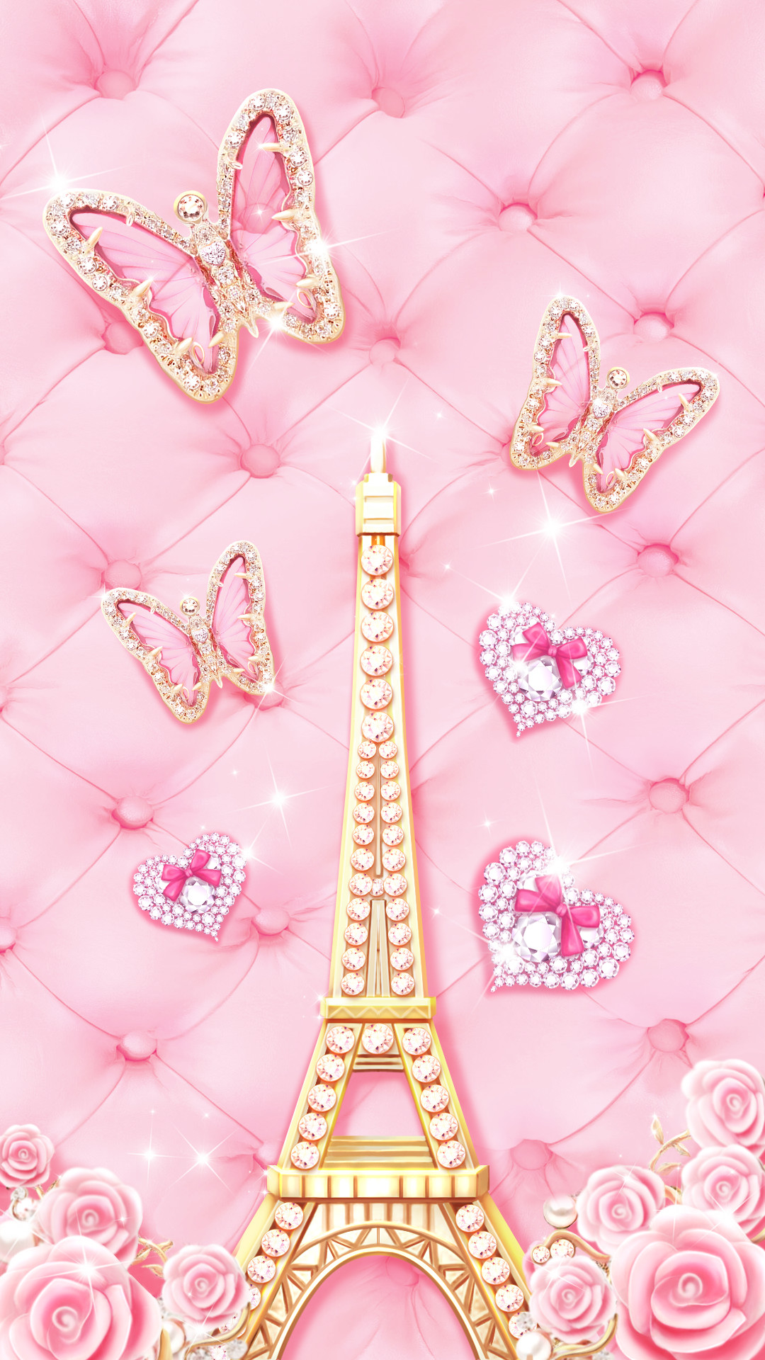 Cute Pink Wallpapers for iPhone 83 images