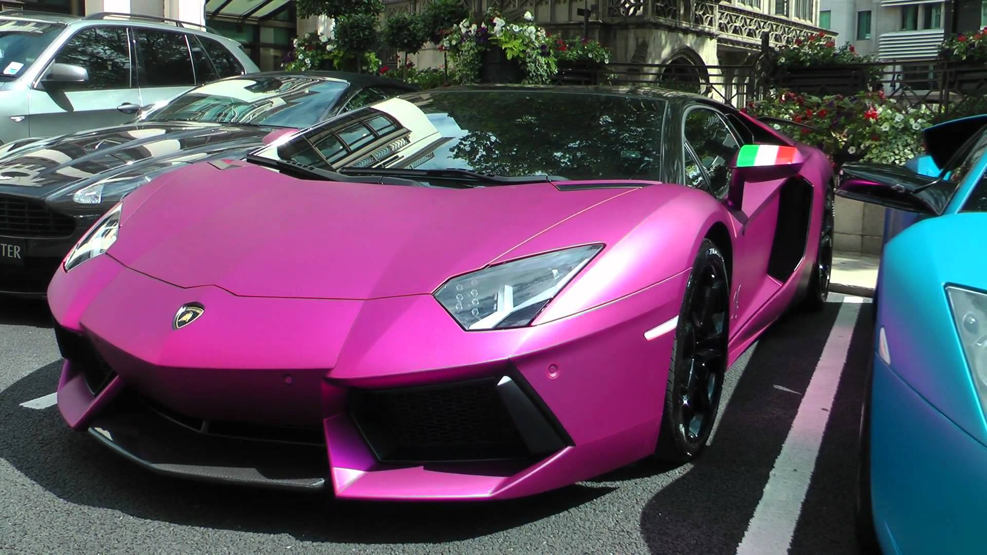 Pink Lamborghini Wallpapers Posted By Zoey Peltier