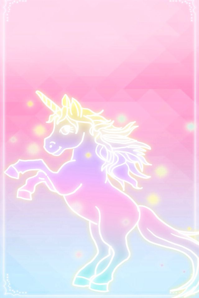 Pink Unicorn Wallpaper Posted By Christopher Thompson