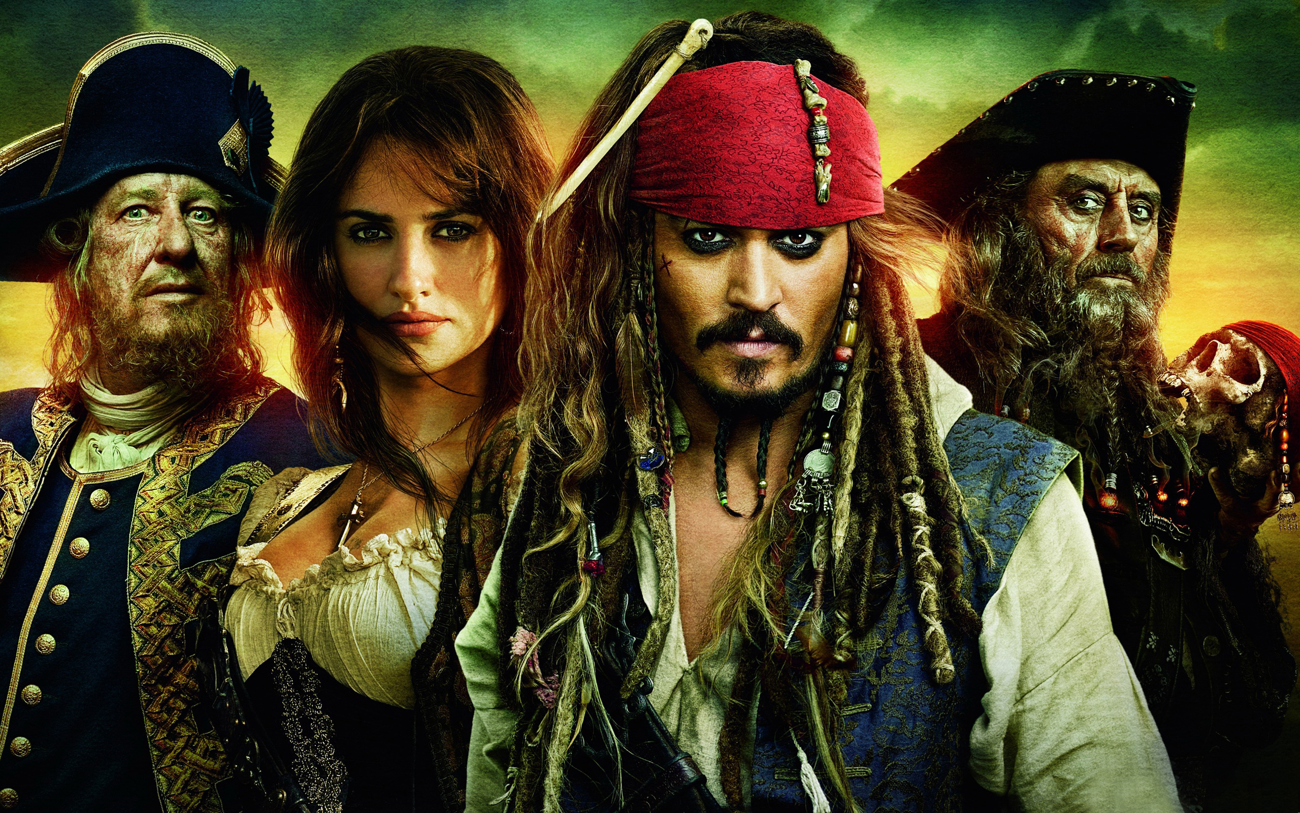 Hot Toys Pirates Of The Caribbean