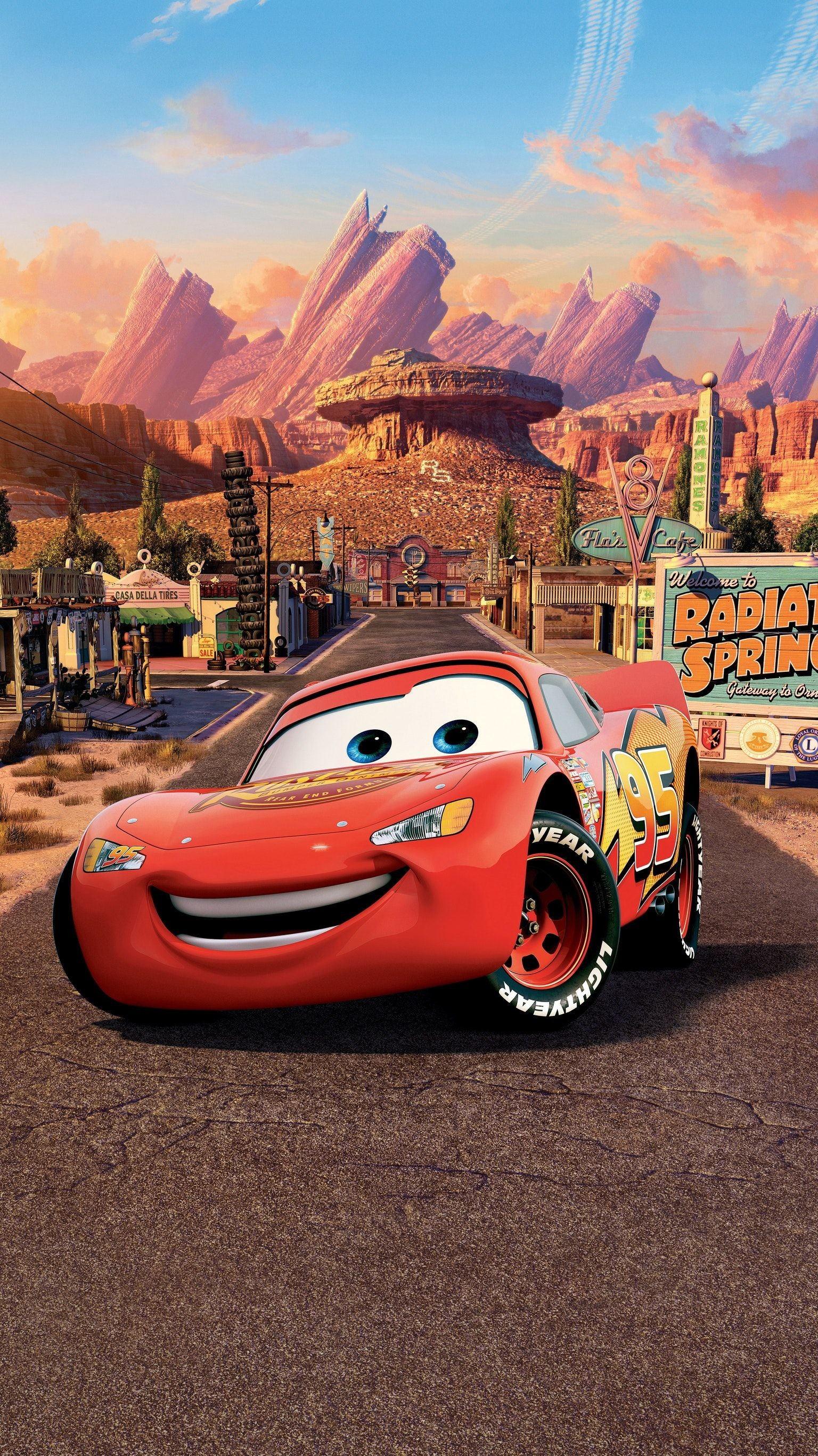Pixar Cars Wallpaper Posted By Sarah Walker