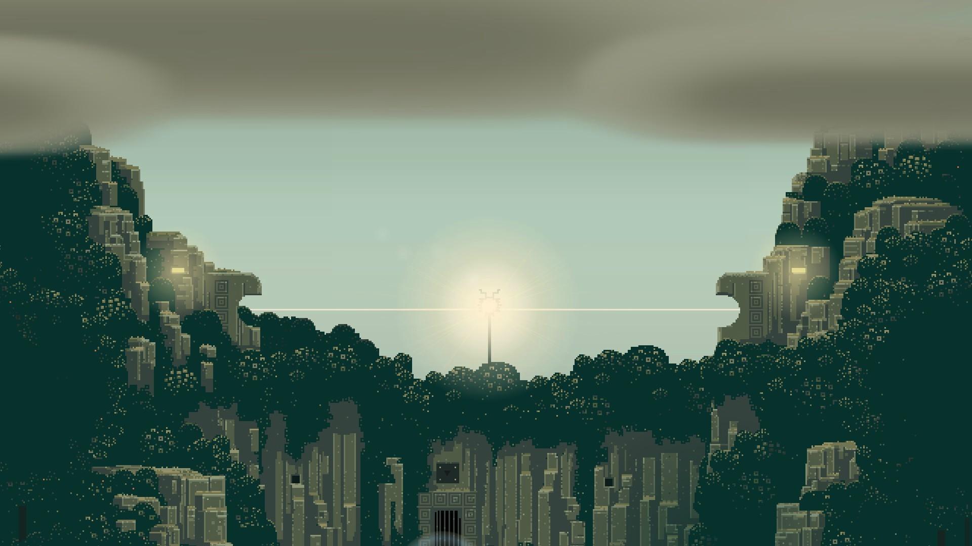 Pixel Art Desktop Backgrounds Posted By Ryan Johnson