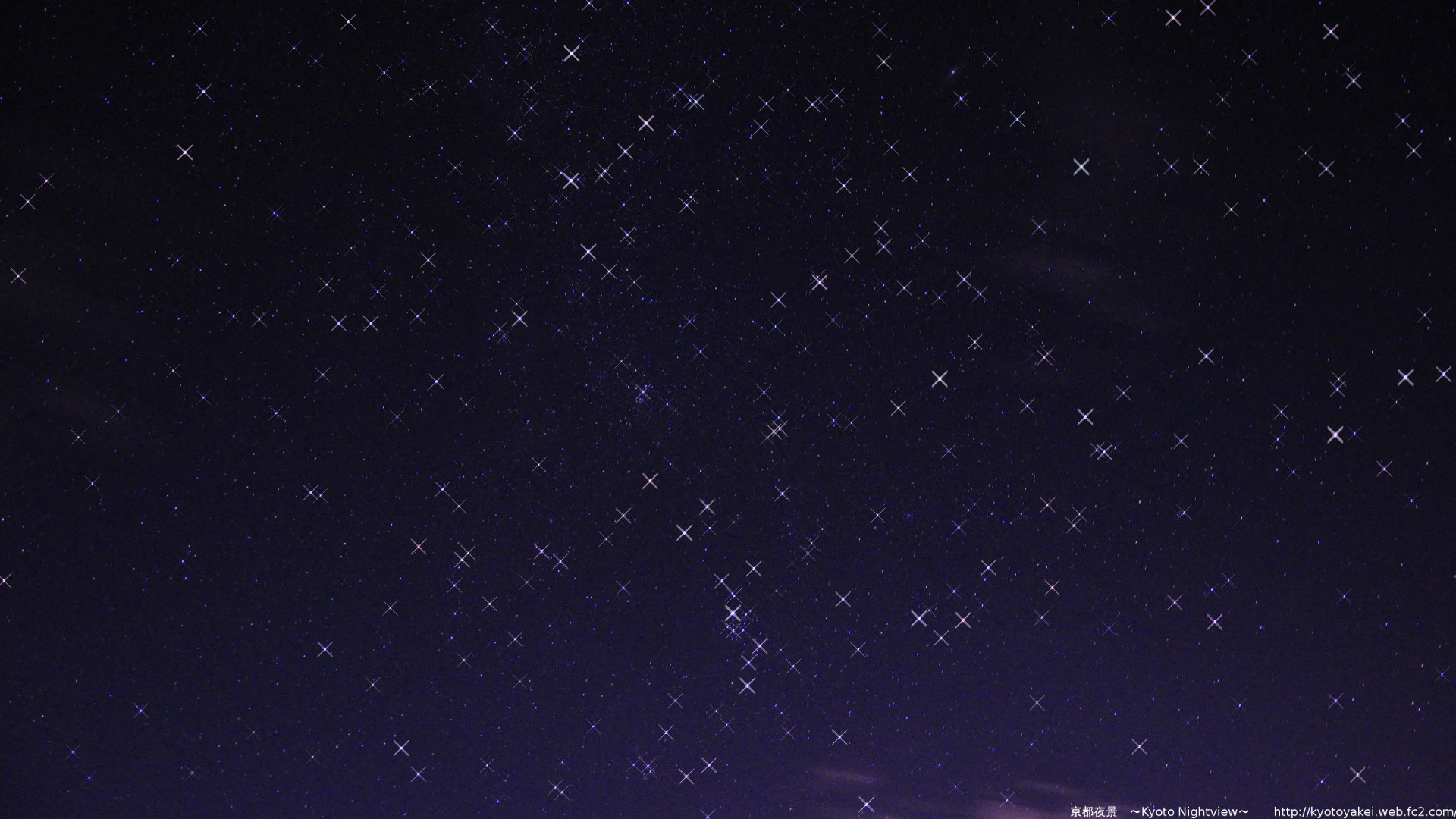 Pixel Stars Background posted by Samantha Walker