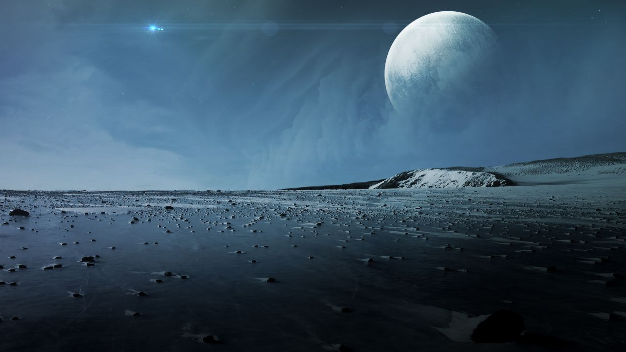 Planet Surface Wallpaper Posted By Zoey Tremblay