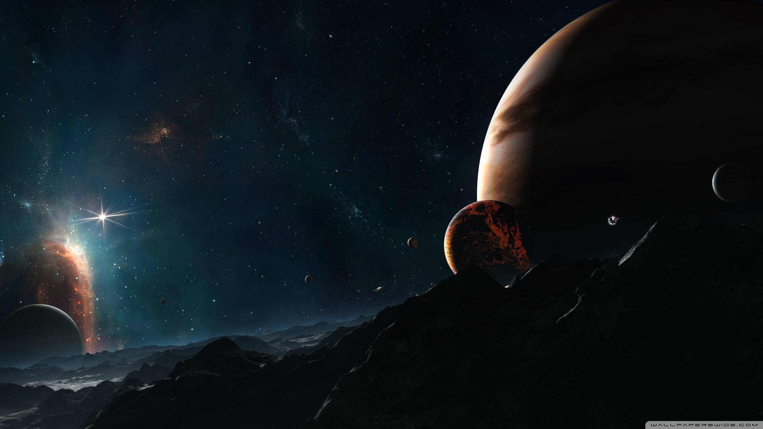 Planet Wallpapers Hd Posted By Zoey Mercado