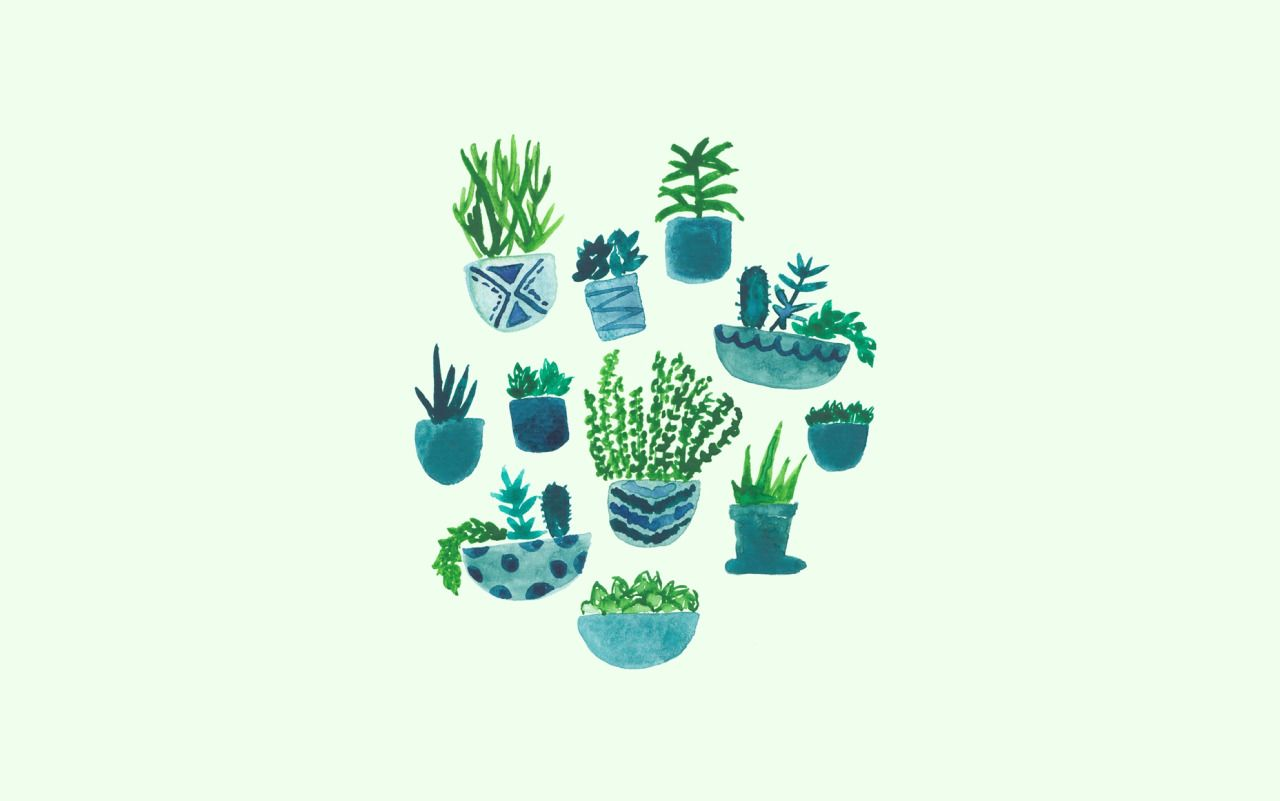 Plant Background Tumblr Posted By Samantha Simpson