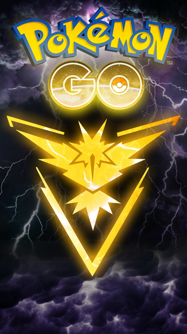 Pokemon Go Phone Wallpaper Posted By John Thompson