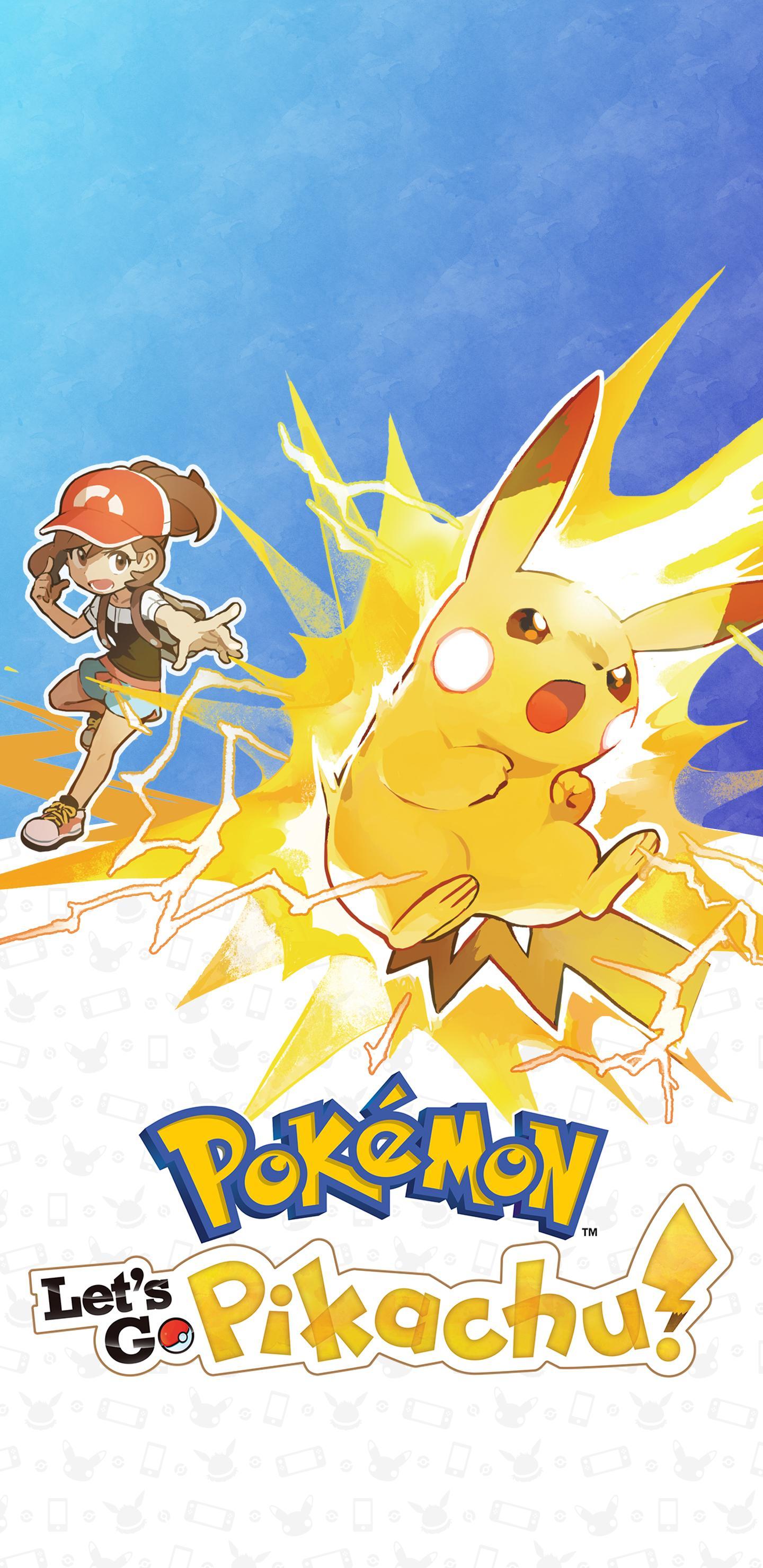 Pokemon Lets Go Eevee Wallpaper