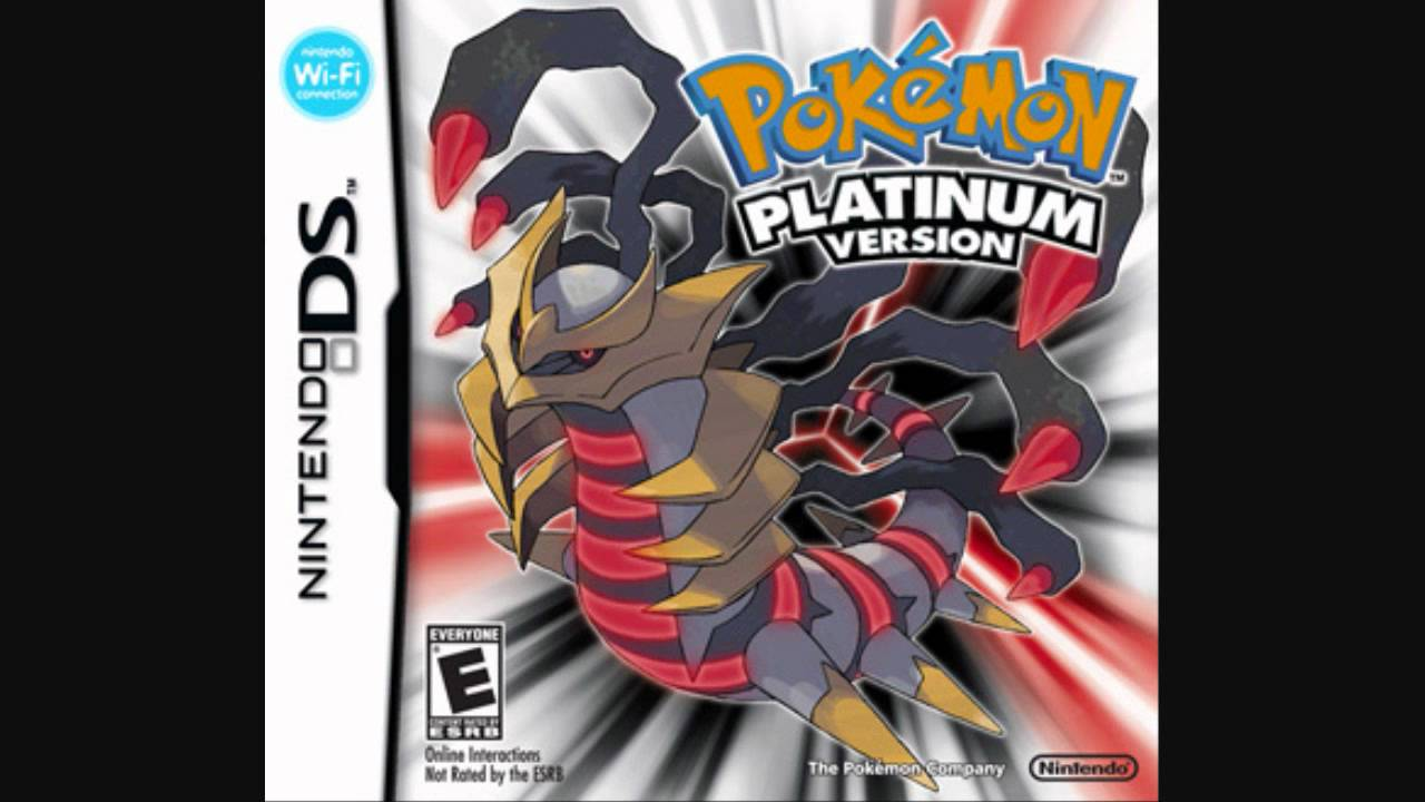 Pokemon Platinum Wallpaper Posted By John Johnson