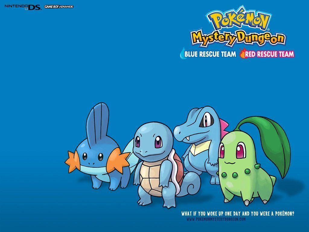 Pokemon Red And Blue Wallpaper