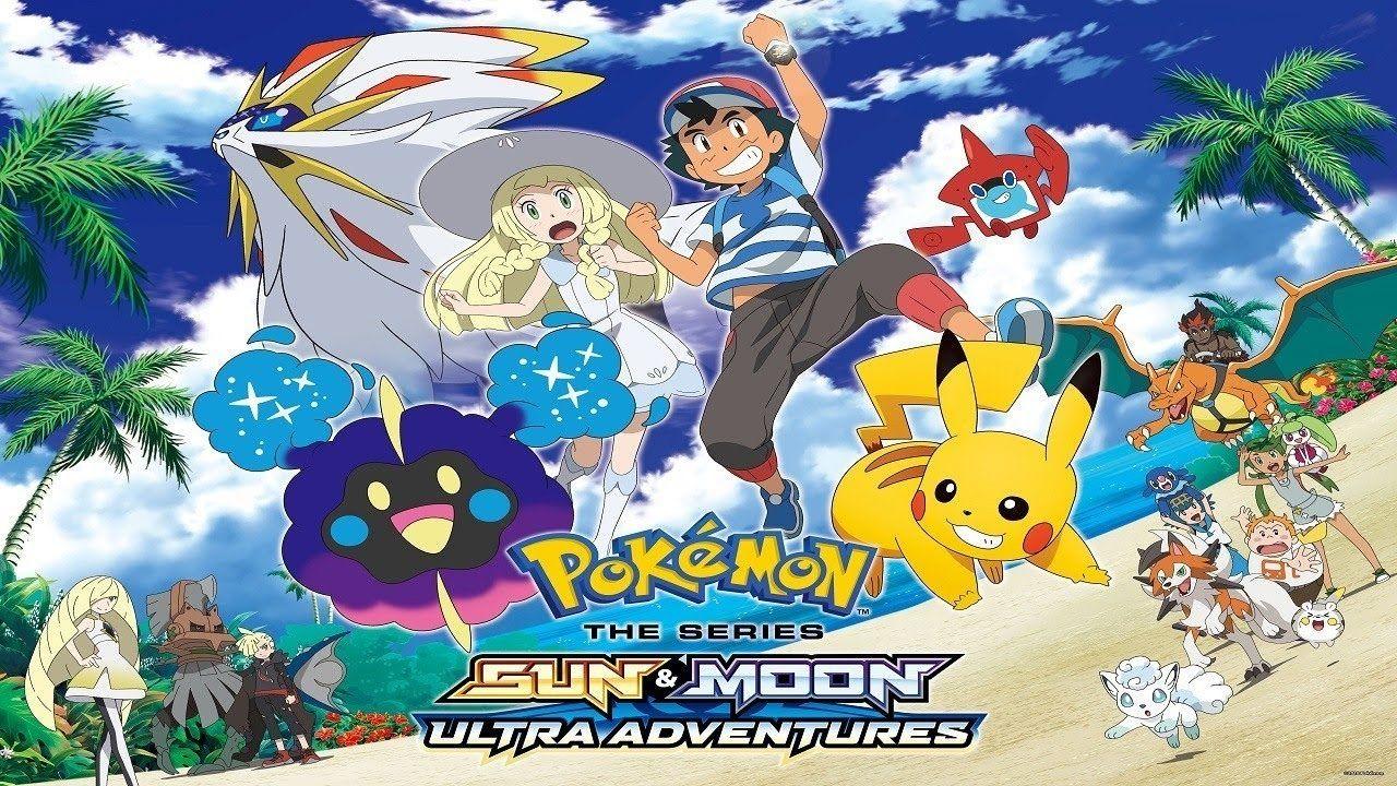 Pokemon Ultra Moon Wallpaper Posted By Sarah Mercado