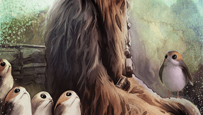 Porg Wallpaper Posted By Samantha Tremblay